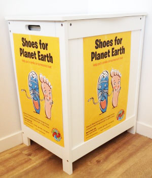Shoes For Planet Earth Collection Box